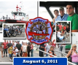 Baltimore Fireboat Event